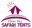 Safari Tents Advertisement and Link